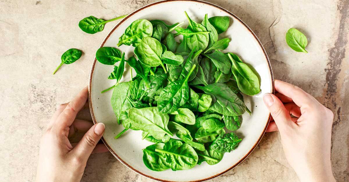 葉物野菜:最も健康的な食材?!